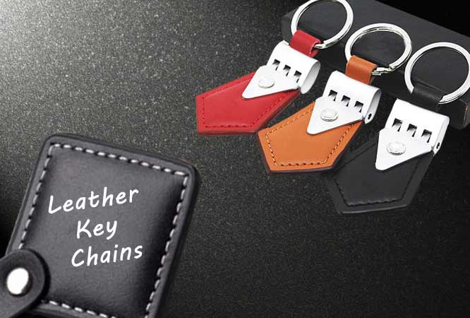 Leather Keys Chains