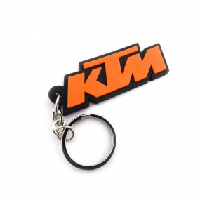 FANCY RUBBER KTM DESIGN BIKE KEY CHAIN In Panvel