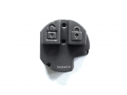 SUZUKI 2 BUTTON KEY REPLACEMENT KEYPAD - BLACK In Thane